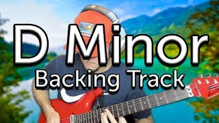 Chill Backing Track in D Minor!