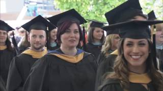 Simmons Graduate Commencement Ceremony 2016: Full Ceremony