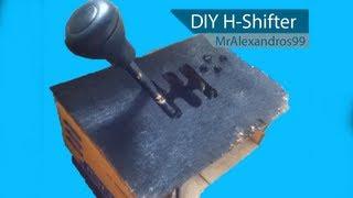 DIY H-Shifter PC - USB