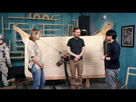 Meet Maslow, the $350 CNC Cutting Machine