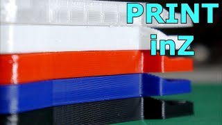 3D Printer build plate - PRINTinZ