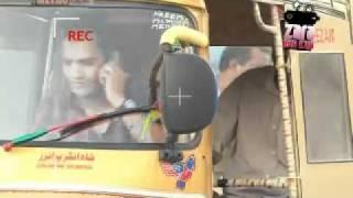 Zara Hut Kay rickshaw