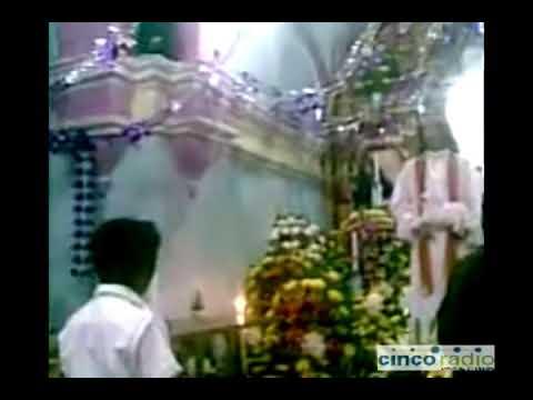 Aparicion del Papa Juan Pablo II en Iglesia de Puebla