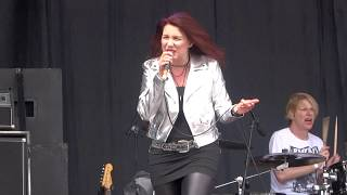 Lee Aaron - Powerline LIVE (Bang Your Head Festival 2017)
