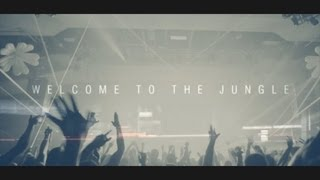 Alvaro & Mercer ft. Lil Jon - Welcome To The Jungle (CANADA TOUR ANTHEM)
