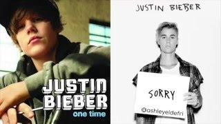 Sorry & One Time Remix - Justin Bieber | (original full mashup)
