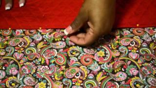 Sewing Machine Organizer