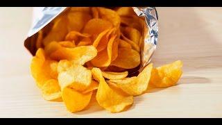 Ինչպես պատրաստել խրթխրթան չիպսեր տնային պայմաններում...2-րդ եղանակ!!/ How to make chipses!