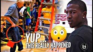 NBA Champ Jordan Bell BROKE THE RIM in HS & Was Averaging TRIPLE DOUBLEs w/ BLOCKS!