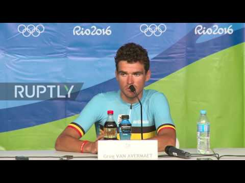 Brazil: Winning Olympic road race 'highlight'