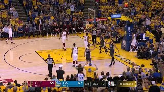 3rd Quarter, One Box Video: Golden State Warriors vs. Cleveland Cavaliers