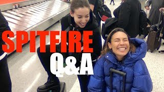 SPITFIRE Q&A WITH KATY | DESI PERKINS