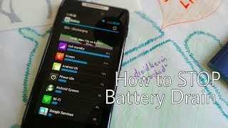 How to STOP Battery Drain on your Android Phone [DETECT WAKELOCKS]