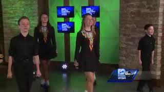 Trinity Irish Dancers offer free dance lesson on St. Patrick's Day