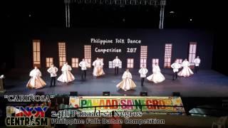 Cariñosa - Philippine Folk Dance Competition 2017