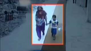 CCTV Video: Woman Kidnaps Child From Golden Temple in Amritsar