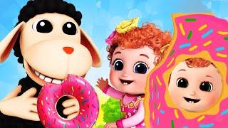 Baa, Baa, Black Sheep - Ultra HD 4K Baby Songs & Nursery Rhymes