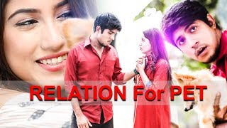 RELATION FOR PET || Tawsif | Safa Kabir | Monira Mithu | Kochi Khondokar | Bangla Short Film