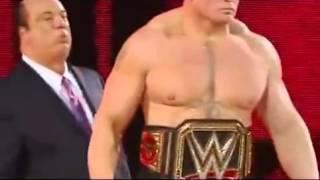 Full match Roman Reigns vs Brock lesnar WM31