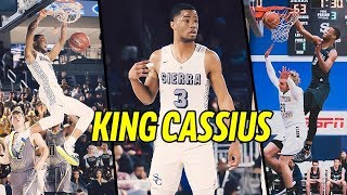 Cassius Stanley OFFICIAL Senior Year Mix! He Had Sierra Canyon BUMPIN 🚀