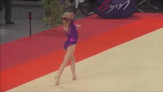 Victoriane Charron (2008) - Avenir - Massilia 2017