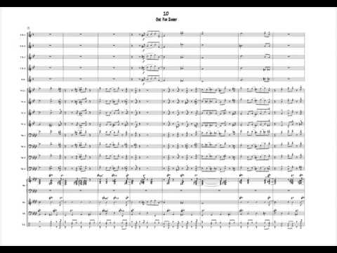 Stage Band/Big Band - One For Sonny