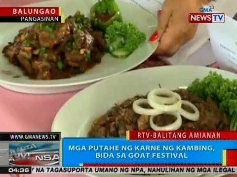 Xxx Mp4 BP Mga Putahe Ng Karne Ng Kambing Bida Sa Goat Festival Sa Pangasinan 3gp Sex