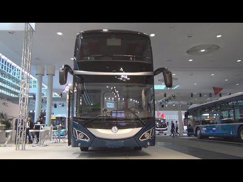 Xxx Mp4 Mercedes Benz MCV 800 Double Decker Bus 2019 Exterior And Interior 3gp Sex