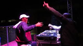 DJ WEATHER LIVE VIDEO AT UNIVERSITY O LIMPOPO PENS DOWN BASH 15 JUNE 2018