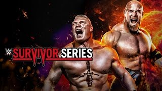 Full WWE Survivor Series 2016 PPV preview and predictions