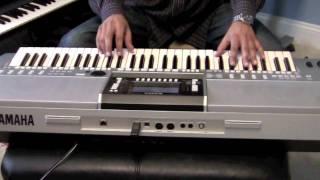 Rim Jhim Rim Jhim Paray Phuwar  Piano Cover by Masood
