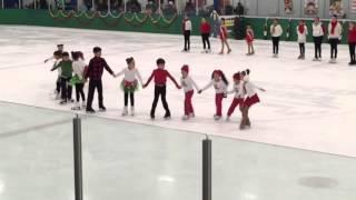 2015 Sherwood Ice Arena Christmas Show - Believe