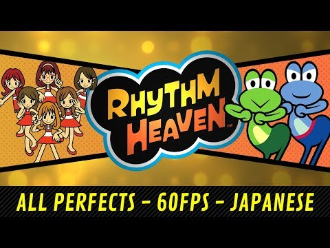 Xxx Mp4 Rhythm Heaven DS All Perfects 60 Fps 3gp Sex