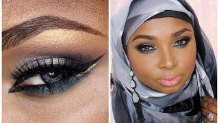 Full face make up tutorial- Eid Make up collab with Rukshana Begum