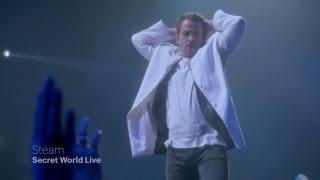 Peter Gabriel - Steam (Secret World Live HD)