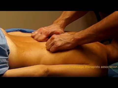 World's Best Massage, Back Massage, Deep Tissue Massage, Massage visual ASMR