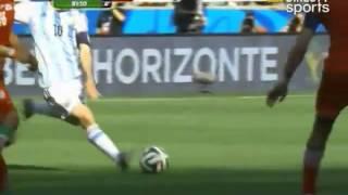 Argentina 1 Iran 0 Mundial Brasil 2014 - DirecTV (Pablo Giralt)