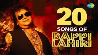 Top 20 Songs Of Bappi Lahiri | বাপি লাহিড়ী সুরারোপিত সেরা ২০টি  গান | HD Songs | One Stop Jukebox