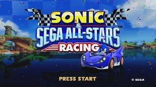 Let's Look at Sonic & Sega All-Stars Racing!