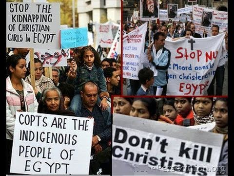 Kidnapping Christians Girls In Egypt Marina And Nesma