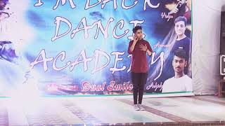 Bol Do Na Zara Dance Showcase by Shubham Negi