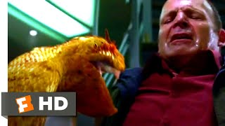 Snakes on a Plane (2006) - Snakes Attack! Scene (2/10)   Movieclips