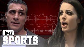 Alberto Del Rio & Paige: Audio From Airport Incident, 'Leave Me The F**k Alone' | TMZ Sports
