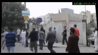فش قهرك وشوف ضرب شبيحة بشار الاردن - اربد مقطع جديد