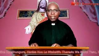 Tafakari Ya Jumatatu Novemba 12, 2018