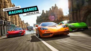 Top 10 New Racing Games For Android & iOS! (Offline/Online)