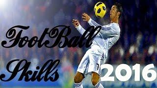 Best Football Skills 2016 HD Ft. Neymar Jr ● Cristiano Ronaldo ● Mahrez ● Messi ● Sanchez ● Depay #2