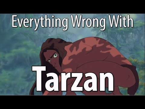 Xxx Mp4 Everything Wrong With Tarzan In 12 Minutes Or Less 3gp Sex