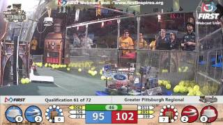 Qual 61 - 2017 Greater Pittsburgh Regional