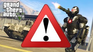 GTA 5 MODDING IS NOW ILLEGAL! (GTA V)